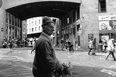 Fiorentino Vero (dvolic) Tags: street blackandwhite bw gentleman florentine