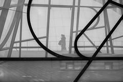 Read between the lines (John fae Fife) Tags: street blackandwhite bw monochrome streetphotography luxembourg xe2 fujifilmx