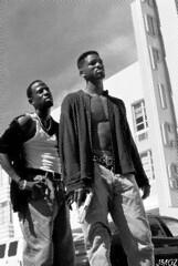 badboys (jwmoz) Tags: blackandwhite film monochrome halftone martinlawrence badboys willsmith