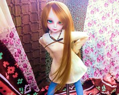 Flickr (nanatsuhachi) Tags: doll bjd  luts agatha balljointeddoll kdf kiddelf lutsdoll 2015winterevent romanticbody