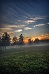 Morning, Williamson County, Tennessee (BDM17) Tags: county morning mist fog sunrise franklin tn tennessee williamson
