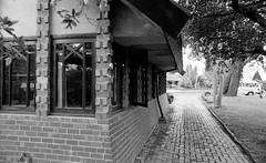 Eaglemont Lippincott house 1978, B+W 1970s- sheet 161 11 (Graeme Butler) Tags: landscape heritage architecture victoria australia