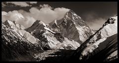 K2 (8611m) (doug k of sky) Tags: china ri doug glacier k2 xinjiang karakoram chogo mountainscapes kofsky qogori