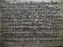 Palimpseste (Jrme Vallet) Tags: papier jv autographe couches lettre crire lettres encre superpositions manuscrit crit fuly estampenumrique jrmevallet