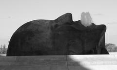 Gurgla (brandsvig) Tags: bw sculpture art fountain face skne sweden head mother may malm 2014 2015 fontn huvud hyllie gyllenhammar charlottegyllenhammar samsungs4 gurgla