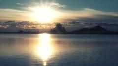 Curtains (andrey.senov) Tags: sunset summer sun clouds river evening timelapse fuji wind russia bayou fujifilm province volga      kostroma    xa1 5faves     hyperlapse fujifilmxa1