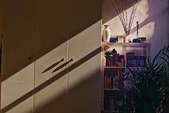 (Xavier Roeseler) Tags: canonae1 filmisalive filmisnotdead ishootfilm grainisgood 35mm film 28mm f28 colour bedroom