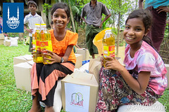 Islamic Relief's Ramadan food distribution in Myanmar