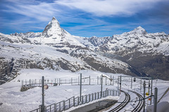 _DSC3633 (andrewlorenzlong) Tags: switzerland swiss gornergrat zermatt matterhorn