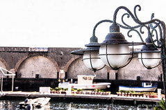 Sulla costiera amalfitana (NIKOZAR (Nicola Zaratta)) Tags: mare campania barche lampioni amalfi ninokd90