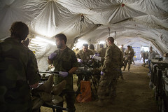 Anakonda 16 MASCAL event June 11 (couriercoastal) Tags: training poland medics medicalevacuation anakonda16 1armoredbrigadecombatteam3rdinfantrydivision 1abct3id