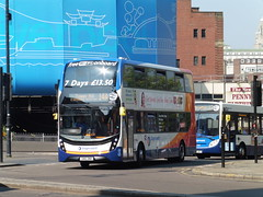Stagecoach 10542 - SN16 ONH (North West Transport Photos) Tags: bus liverpool mmc stagecoach limestreet enviro adl 10542 e400 alexanderdennis enviro400 e40d stagecoachmerseyside stagecoachmerseysideandsouthlancashire enviro400mmc e400mmc sn16onh