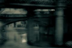 TwoBridges (Clive Varley) Tags: bridges manchester lightroom44 splittoning
