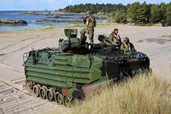 160610-N-PF515-002 (CNE CNA C6F) Tags: sweden balticsea usnavy uto usmarines 2016 expeditionaryminecountermeasures usnavyreservists baltops2016