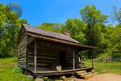 LRa05-24-16e-1441 (Glotzsee) Tags: history virginia cabin rustic blueridgemountains blueridgeparkway ushistory glotzsee