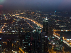 Air photo from the - Top Terrace -  of the Burj Khalifa -  Dubai (Rita Willaert) Tags: golf photo dubai khalifa surroundings ae stad burj azi liga verenigde perzische arabische verenigdearabischeemiraten burjkhalifa perzischegolf arabischeliga dubaistad burjkhalifaandsurroundings emiratenair verenigdearabischeemiratenairphoto