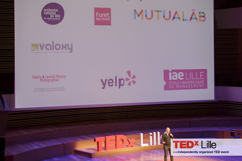 "TEDxLille 2016 • <a style=""font-size:0.8em;"" href=""http://www.flickr.com/photos/119477527@N03/27659798326/"" target=""_blank"">View on Flickr</a>"