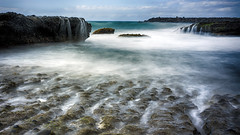 Mot formodning (  ) Tags: sea rocks waves hav blger klipper