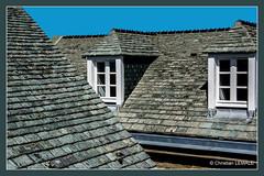 Des toits rsistants / Resistant roofs - Cap Levi - Cotentin (christian_lemale) Tags: france nikon roofs cap levi cape toits cotentin ridgetile d7100 faitire caplevi