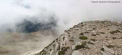 verso cima Pretare (Roberto Tarantino EXPLORE THE MOUNTAINS!) Tags: parco 2000 nuvole neve alta monte amici montagna marche umbria cresta sibillini vettore quota metri