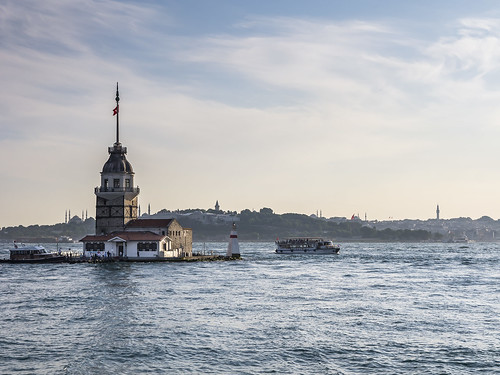 Torre de la Doncella, Estambul, Turquía