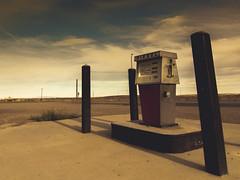 embers (Jo-H) Tags: abandonded gas diesel oregon desert americanwest jordanvalley gasstation