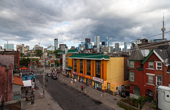 St. Andrew Street (Jack Landau) Tags: street city urban toronto ontario canada st skyline architecture buildings downtown chinatown andrew