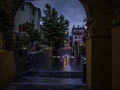 Rainy Morning (keith_shuley) Tags: morning italy rain cloudy rainy monterosso mistymorning olympusomdem1