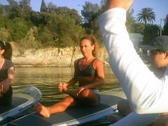 (anto291) Tags: yoga sup var agay anto standuppaddle paddleyoga plagedelabaumette