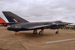 Fairey Delta 2 (jhonnyclickplane) Tags: museum nikon technology aircraft aviation delta aeroplane airshow fairey british d3300