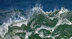 Ocean wave dynamics (Ciceruacchio) Tags: sea mer mare ocean ocan oceano littoral rivage shore wave vague onda water eau acqua atlanticcoast cteatlantique costaatlantica aquitaine aquitania gironde hourtin france francia frankreich nikond750 mdoc