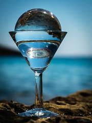 Glaskugelspiel Teil 2 (andreakw69) Tags: glaskugel mallorca