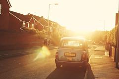 Liverpool sunset (Luw G) Tags: uk sunset wild england nature liverpool landscape mersey merseyside