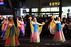 Lotus Lantern Festival  (WeeKit) Tags: korea parade seoul procession 2016 buddhasbirthday lotuslanternfestival