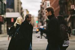 1 Track Minds (Midweek Grind) (JMJ Cinematics) Tags: nyc newyorkcity winter ny newyork canon bokeh manhattan streetphotography zombies grind ratrace hustle droids brainwashed streetphotographer jmjcinematics josemiranda