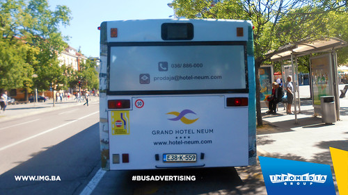 Info Media Group - Hotel Neum, BUS Outdoor Advertising, Banja Luka 06-2016 (3)