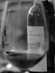 Red, red wine - Go to my head - Make me forget -  that I Still need her so (Knarfs1) Tags: red bw glass wine monochrom glas wein