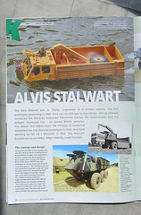 Diecast Collector Magazine July/August 2016 Issue 226 With A Look At Top Die- Cast Alvis Stalwart Models Article By Eric Bryan - 2 Of 6 (Kelvin64) Tags: diecast collector magazine julyaugust 2016 issue 226 with a look at top die cast alvis stalwart models article by eric bryan