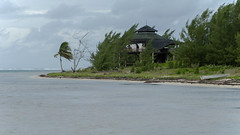 Squatters Haven (-j-o-s-e-) Tags: storm abandoned beach brewing boat empty hurricane ivan shoreline windy blowing grand east shore tropical cayman wreck reef derelict tropics eastend