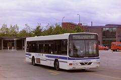 MIDLAND BLUEBIRD 564 L564JLS (bobbyblack51) Tags: bus station all glasgow transport buchanan wright 1995 bluebird endurance midland types scania 564 of n113crb l564jls
