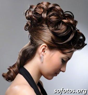 Penteados para noiva 175
