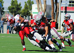 football (UNLV Rebel Yell) Tags: