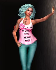 Are you Kitten me right Meow? XYRoom! (Vylna Daviau) Tags: truth mesh sugar secondlife xyroom