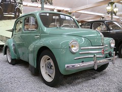 Renault Berline 4CV 1956 green vrt (stkone - On vacation!) Tags: auto old france classic cars car museum french frankreich classiccar automobile foto fotografie francaise antique alt cit voiture muse musee collection coche alsace older historical oldtimer frankrijk francia classiccars elsass clasico schlumpf ancienne ancien mulhouse classique sammlung elzas vhicule automobiel alsacia schlumpfcollection citdelautomobile museenational collectionschlumpf citedelautomobile musenational