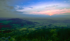 f (Planetmonkeys) Tags: sunset mountain nature berg fairytale germany landscape deutschland hessen natur wonderland landschaft fairyland fulda kassel rhn mrchen wasserkuppe grimm     milseburg grimms gebrdergrimm   planetmonkeys