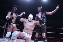 IMG_6019 (Black Terry Jr) Tags: park lady blood apache mask hardcore gore wagner lucha libre solitario santo aaa sangre extrema tapia mascaras villano cmll