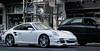 997 Turbo (Gert-JanS) Tags: white london car canon eos nice 911 turbo porsche supercar 997 500d 2011
