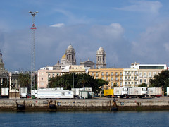 Sin ttulo - 118 (Emilio J. Rodrguez-Posada) Tags: mar barcos cadiz junio atlantico 2013 catedraldecadiz juniode2013