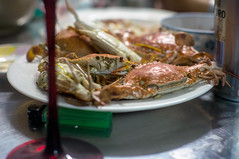 (kuuan) Tags: party food f14 crab vietnam mf 40mm saigon zuiko manualfocus penf gzuikoautosf1440mm