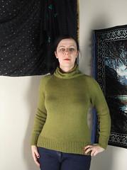 Lightweight Pullover (manda_chan) Tags: sweater knitting knit handknit jumper knitted pullover